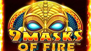 Read 9 Masks of Fire review