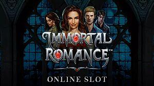 Read Immortal Romance review