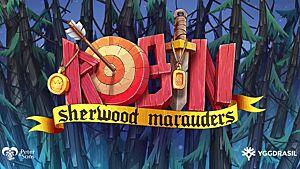 Read Robin - Sherwood Marauders review